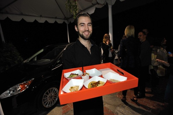 The Snacks at the Stella McCartney LA Holiday Party