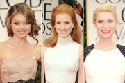 The Best of Hair and Beauty at the 2012 Golden Globe Awards