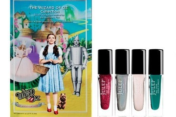 Nail Obsession of the Day: Julep's New 'Wizard of Oz' Collection