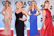 Best Dressed at the CMA Awards 2013