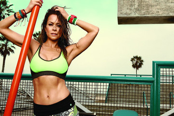 Brooke Burke-Charvet's Tips for New Year's Fitness Resolutions