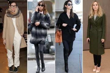 Who Has the Chicest Winter Style?