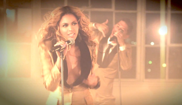 Beyonce's Gold 'Love On Top' Suit Is Up For Grabs