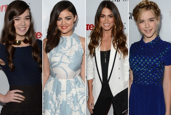 Best Dressed - 2012 'Teen Vogue' Young Hollywood Party