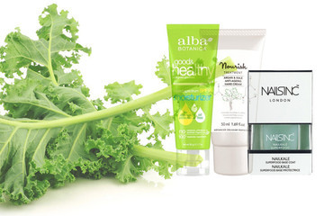 It's Easy Being Green: Kale-Infused Beauty Products to Add to Your Routine
