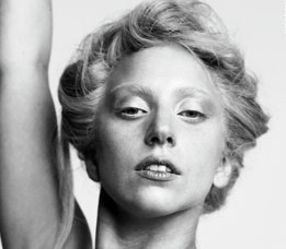 Lady Gaga Goes Sans Makeup in 'Harper's Bazaar'