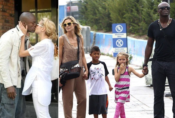 Heidi Klum and Seal - Relationship Timeline