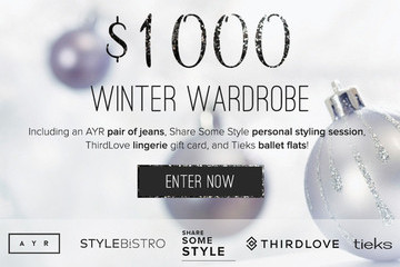 Win a $1,000 Winter Wardrobe