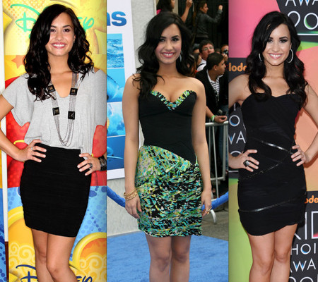 Picture - Dress Like Demi Lovato