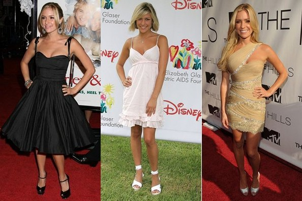 The Style Evolution of Kristin Cavallari