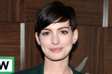 Hair Envy of the Day: Anne Hathaway's Pretty Pixie