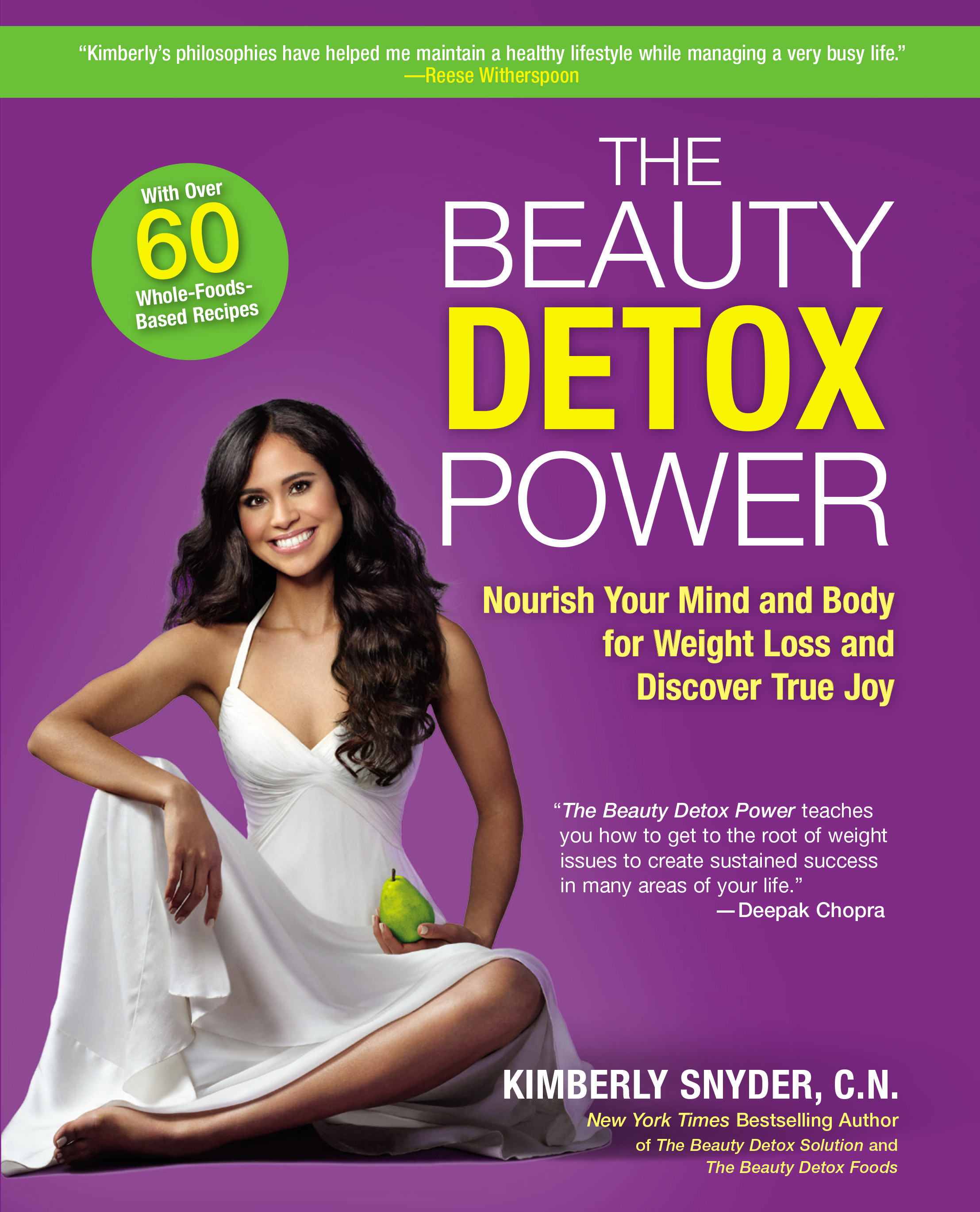 The Beauty Detox Power, $19, at amazon.com