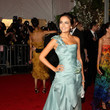 Camilla Belle In Armani Prive At The Met Gala