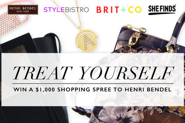 Win a $1,000 Shopping Spree to Henri Bendel