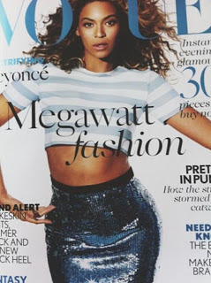 Could This Be Beyonce's British 'Vogue' Cover?