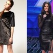 Khloe Kardashian's Leather Dress on 'The X Factor'
