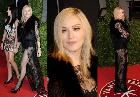 Hot or Not: Madonna's Pants-Free Party