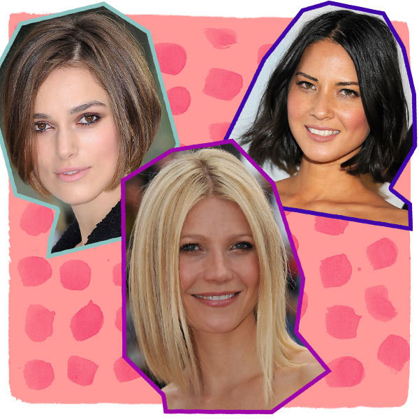 Celebrity-Inspired Hair Ideas to Consider - 40 Beautiful Bobs