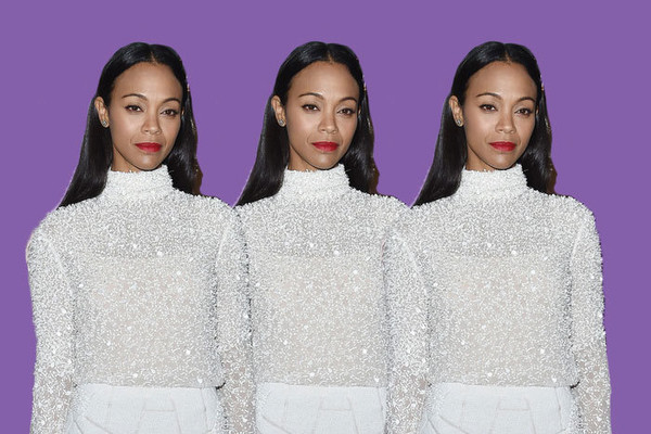 Every Single Time We Fell Head Over Heels For Zoe Saldana's Style