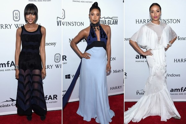Every Look from the 2016 amfAR Inspiration Gala