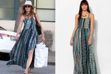 Found: Michelle Monaghan's Maxi Dress