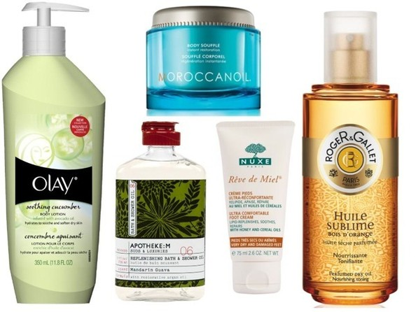 StyleBistro Awards 2012: Cast Your Vote for Best New Body Product