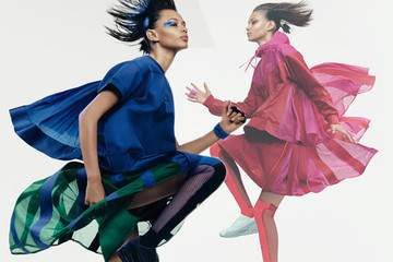Nike x Sacai Debut High Fashion Activewear Collection