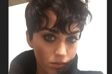 Katy Perry Looks to Kris Jenner for Hair Inspiration