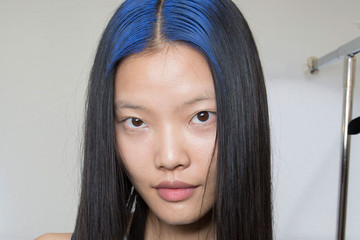 Hair Trend to Try for Halloween: Hair Chalk