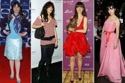 The Style Evolution of Zooey Deschanel