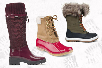 Stylish Snow Boots to Get You Through Any Winter Storm
