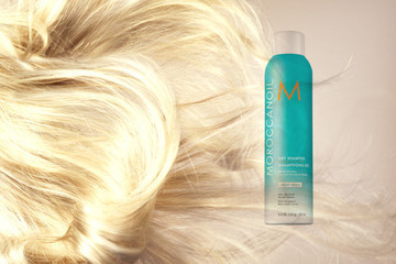 Editor's Pick: A Dry Shampoo That Enhances Your Hair Color