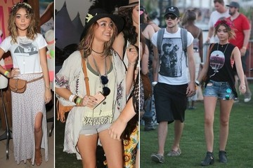 How 'Modern Family' Star Sarah Hyland Does Coachella