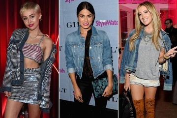 Gear Up for Spring with These Celeb-Approved Denim Jackets