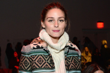 How to Master Cold Weather Beauty Like Olivia Palermo