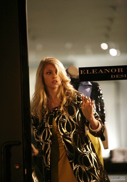 Jenny Caught Stealing at Eleanor Waldorf's Store