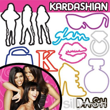 The Kardashians Kash in on Silly Bandz