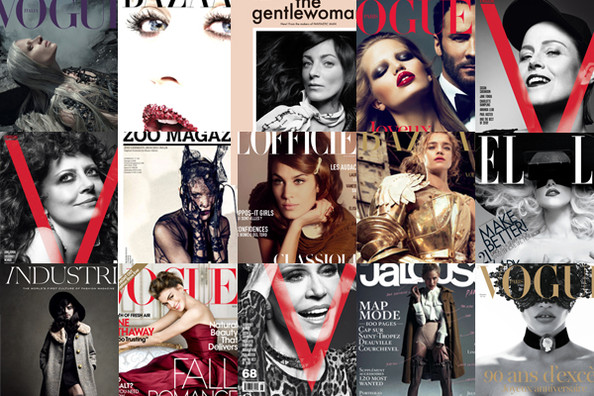 The Best Fashion Magazine Covers of 2010