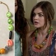 Lucy Hale's Statement Necklace on 'Pretty Little Liars'