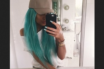 Kylie Jenner Matched Her Hair to Her Nails