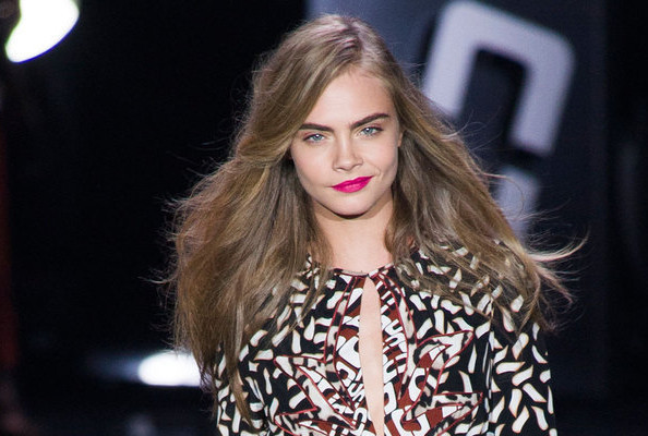 Cara Delevingne Can Sing, Who Knew? (+ More Models Lip-Synching!)