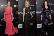 The Best and Worst Dressed at the 2014 amfAR Inspiration Gala