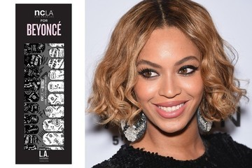 You've Got to See These Beyoncé Nail Wraps