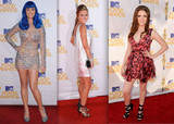 Best Shoes at the MTV Movie Awards 2010