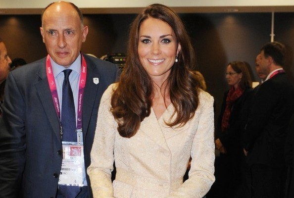 Kate Middleton at the Paralympics