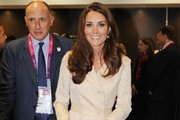 Kate Middleton London 2012 Paralympic Fashion