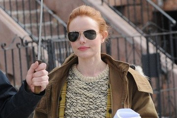 Is Red The New Blonde? Kate Bosworth Thinks So