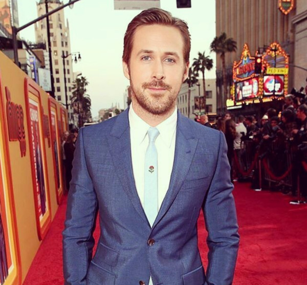 Ryan Gosling Dresses Up