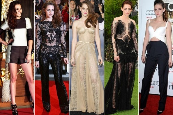 Kristen Stewart's Best Style Moments of the Year