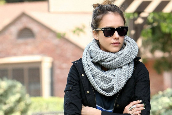 Jessica Alba's Secret Style Weapon